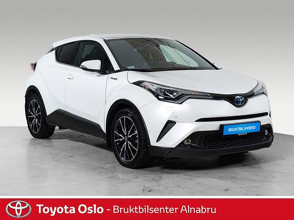 Toyota C-HR 1,8i Hybrid Supreme Tech DAB+, Navi,  2017, 15704 km, kr 349900,-