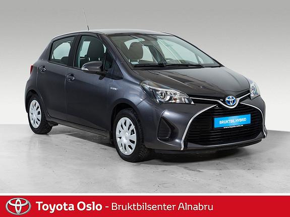 Toyota Yaris 1,5 Hybrid Active DAB+, Navigasjon,  2014, 34842 km, kr 149900,-