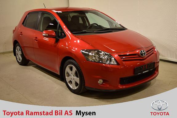 Toyota Auris 1,4 D-4D (DPF) Kuro S-Edition  2011, 77400 km, kr 115000,-
