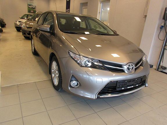 Toyota Auris 1,4 d4d  2014, 17700 km, kr 189900,-