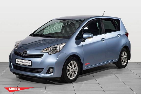 Toyota Verso-S 1,33 Elegant S&S Multidrive S  2012, 39500 km, kr 139000,-