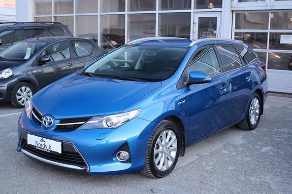 Toyota Auris 1,8 Hybrid E-CVT Active  2014, 46963 km, kr 209000,-