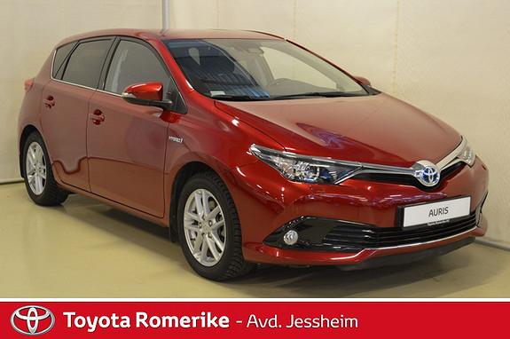Toyota Auris 1,8 Hybrid E-CVT Active Sport  2017, 19000 km, kr 279000,-