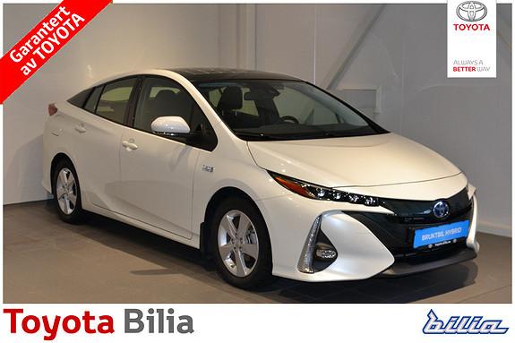 Toyota Prius Solar  2017, 9000 km, kr 299000,-