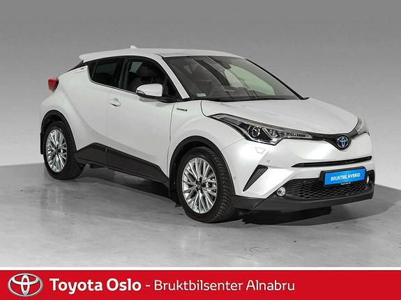Toyota C-HR 1,8 WT-i Hybrid Supreme DAB+, Automat,  2017, 21122 km, kr 328900,-