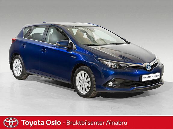 Toyota Auris 1,8 Hybrid E-CVT Active S SAFETY SENSE,  2016, 44949 km, kr 238900,-
