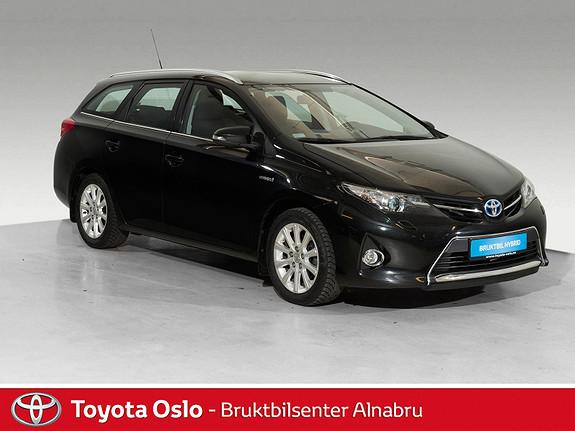 Toyota Auris Touring Sports 1,8 Hybrid Active Hengerfeste,  2014, 49819 km, kr 194900,-