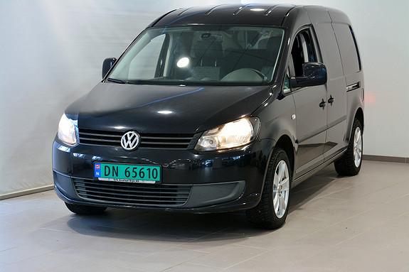 Volkswagen Caddy Maxi 2.0 TDI 140hk DSG Vare  2011, 111000 km, kr 114000,-