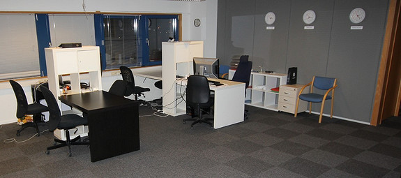 Kontorlandskap