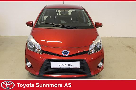 Toyota Yaris 1,5 Hybrid Active **RYGGEKAMERA**AUTOMAT**DAB+**SERVICE  2013, 81000 km, kr 129000,-