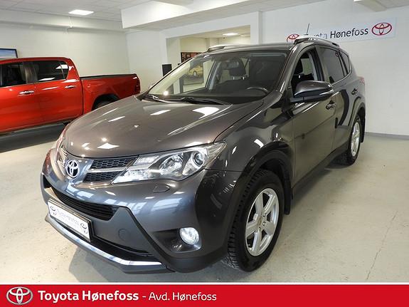 Toyota RAV4 2,0 D-4D 4WD Active ,Navi, DAB+, Ryggekamera, Hengerfes  2014, 125700 km, kr 275000,-