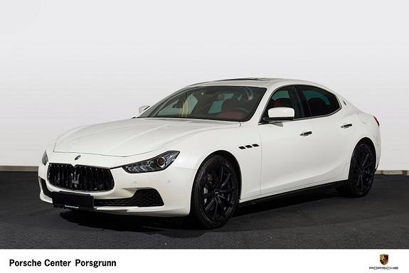 Maserati Ghibli 3,0 V6 diesel