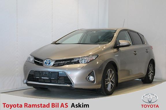Toyota Auris 1,8 Hybrid E-CVT Active+  2015, 55600 km, kr 209000,-