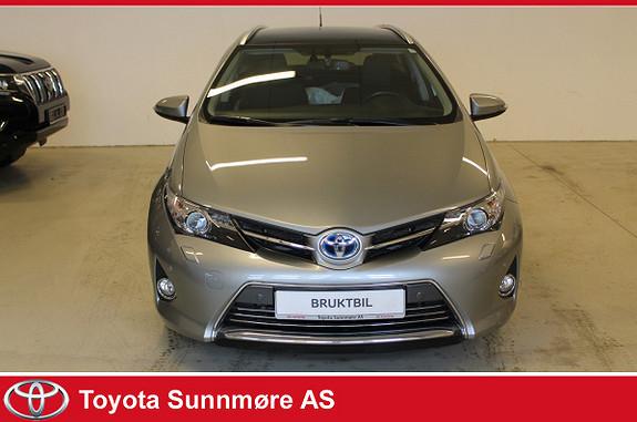 Toyota Auris Touring Sports 1,8 Hybrid Executive