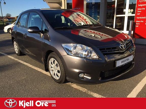 Toyota Auris 1,4 D-4D (DPF) Advance m/ hengerfeste  2011, 73423 km, kr 125000,-