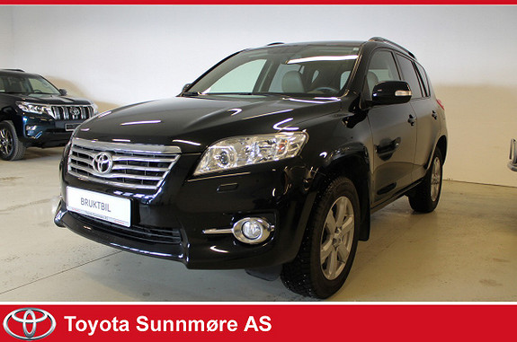 Toyota RAV4 2,2 D-4D Vanguard Executive  2012, 62 000 km, kr 239 000,-