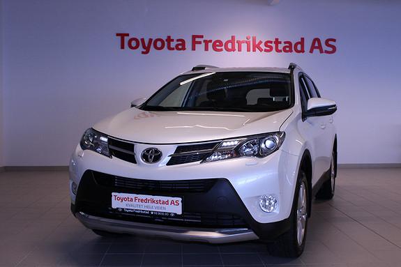 Toyota RAV4 2,0 4WD Multidrive S Active  2013, 93163 km, kr 299000,-