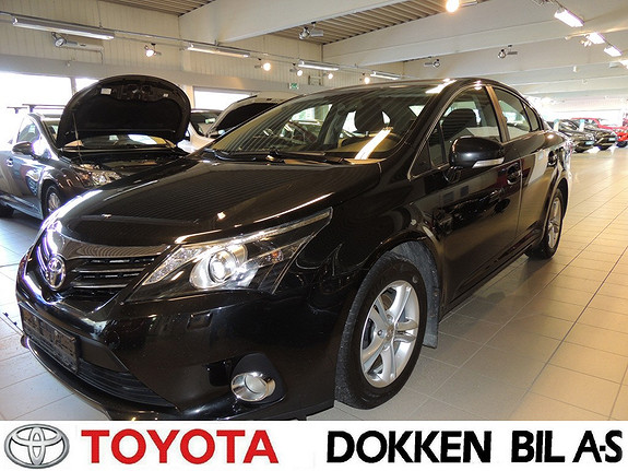 Toyota Avensis 2,0 D-4D 124hk Advance  2012, 142441 km, kr 129000,-
