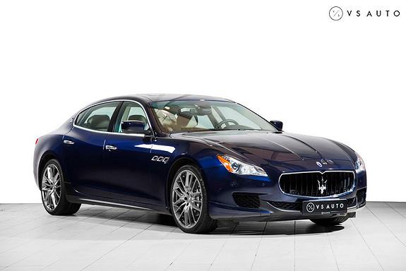VS Auto - Maserati Quattroporte