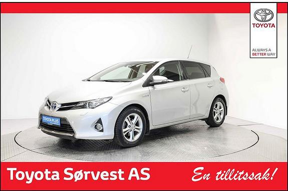 Toyota Auris 1,8 Hybrid E-CVT Active+  2015, 41248 km, kr 218000,-