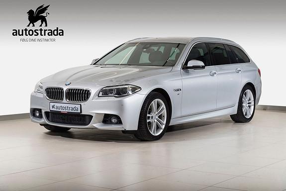 BMW 5-serie 520dA xDrive Touring M-sport/Head-up/Pano/H.feste