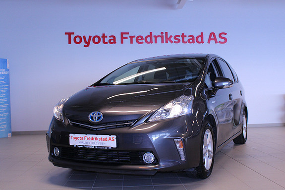 Toyota Prius+ Seven 1,8 VVT-i Hybrid Executive  2013, 80000 km, kr 219000,-