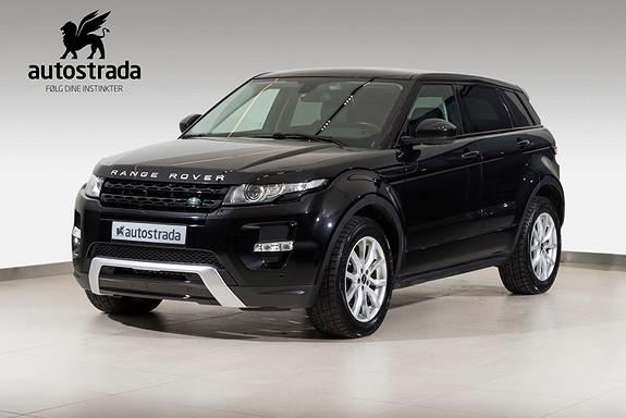 Land Rover Range Rover Evoque TD4 Dynamic/Navi/Pano/Kamera/DAB+