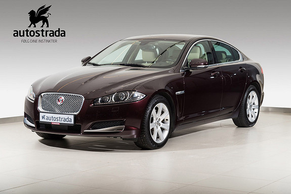 Jaguar XF 3,0 V6 Diesel Portfolio