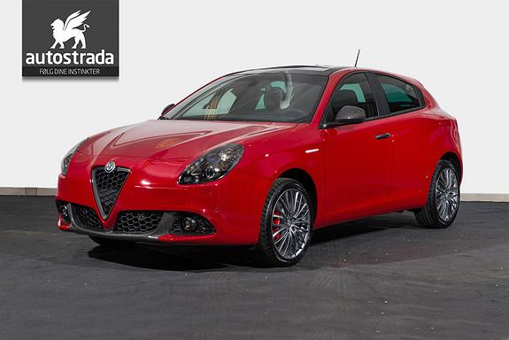 Alfa Romeo Giulietta 170hk TCT Aut. Xenon DAB Soltak