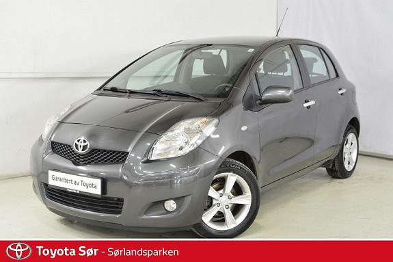 Toyota Yaris 1,4 D-4D Sol  2011, 86500 km, kr 89000,-