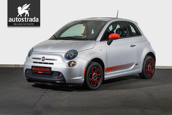 Fiat 500 100% Elektrisk