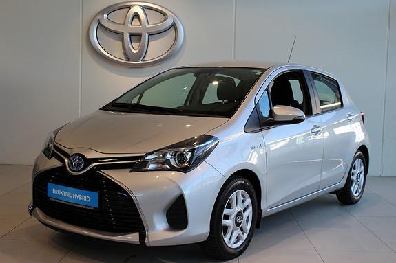 Toyota Yaris 1.5 Hybrid Active m/Navi  2015, 31000 km, kr 187000,-