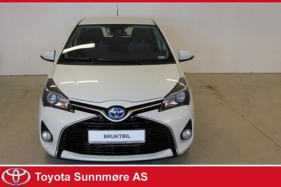 Toyota Yaris 1,5 Hybrid Active S e-CVT **VELHOLDT OG FLOTT YARIS**DA  2015, 46159 km, kr 165000,-