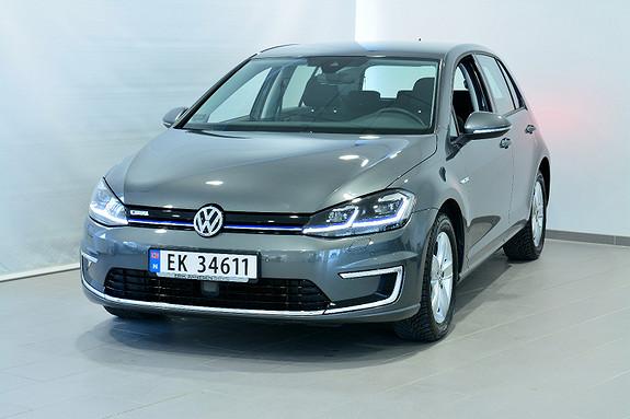 Volkswagen Golf e-Golf 300km Facelift  2017, 15900 km, kr 339000,-