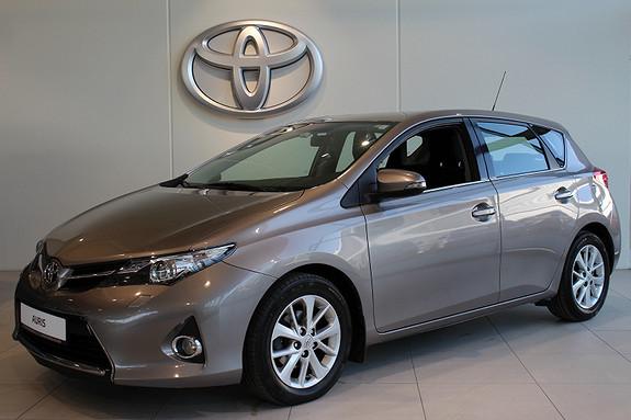 Toyota Auris 1.4 D-4D Active  2013, 77628 km, kr 144000,-