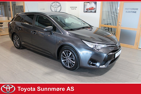 Toyota Avensis Touring Sports 1,8 Active M-drive 7S **VELHOLDT**AUTOMA  2016, 48000 km, kr 259000,-