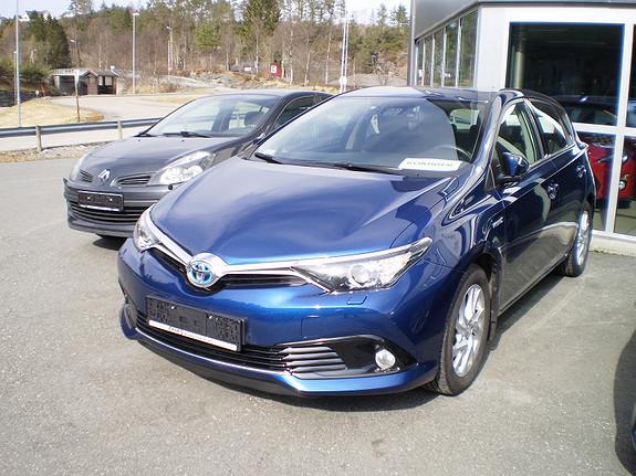 Toyota Auris Aktiv S  2016, 46500 km, kr 258661,-