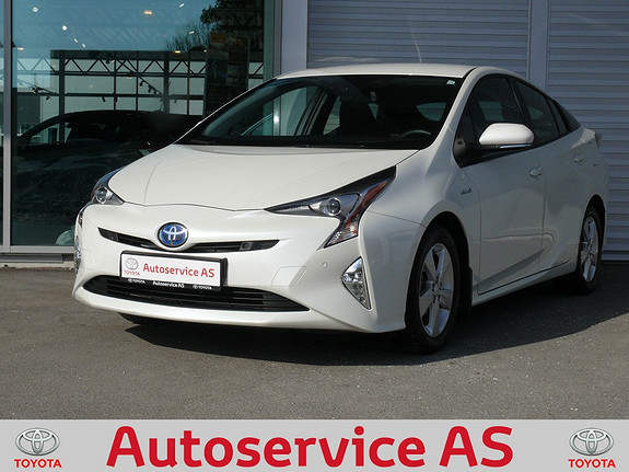 Toyota Prius 1,8 VVT-i Hybrid Executive  2016, 27000 km, kr 289000,-