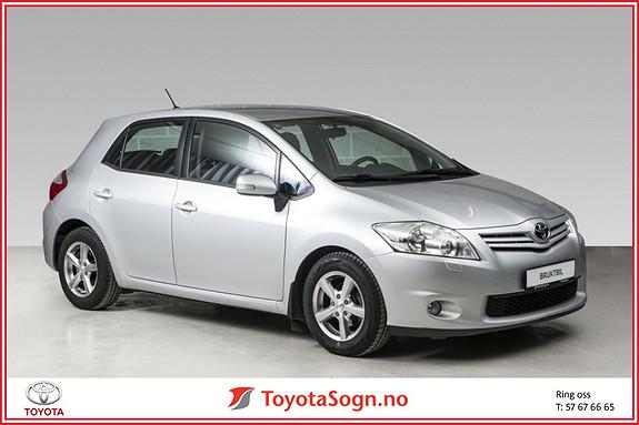 Toyota Auris 1,4 D-4D (DPF) Advance  2011, 137200 km, kr 109000,-