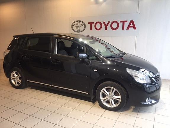 Toyota Verso 7-seter 2.0 D-4D DPF 6-trinns manuell Executive  2009, 144519 km, kr 93719,-