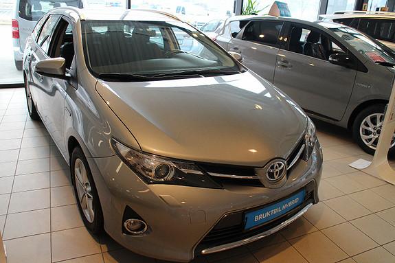 Toyota Auris Hybrid stasjonsvogn, Active  2013, 69800 km, kr 184000,-