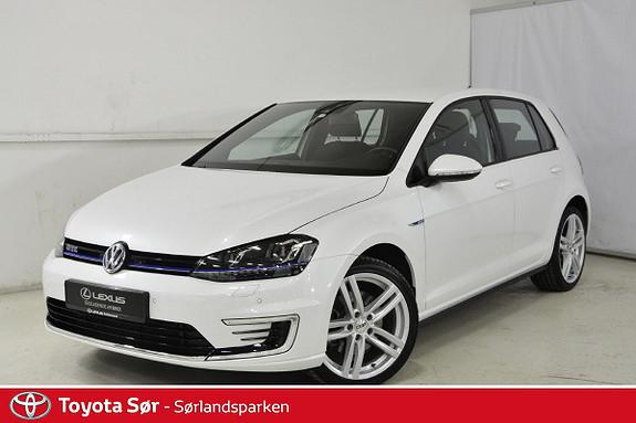 Volkswagen Golf GTE DAB+, Hengerfeste, 18
