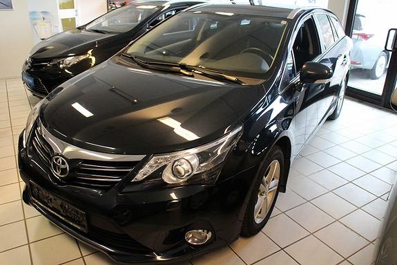 Toyota Avensis Executive, panorama,1 eigar  2012, 117000 km, kr 168000,-