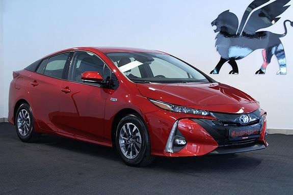 Toyota Prius Plug-in Hybrid PHEV Executive skinn DAB NAVI