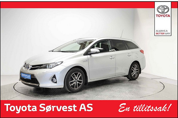 Toyota Auris Touring Sports 1,8 Hybrid Active+  2015, 36357 km, kr 228000,-