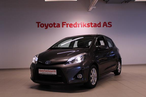 Toyota Yaris 1,5 Hybrid Active  2013, 44610 km, kr 149000,-