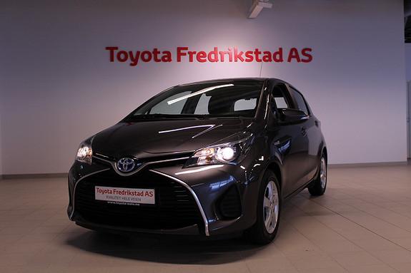 Toyota Yaris 1,5 Hybrid Active e-CVT  2014, 35500 km, kr 169000,-