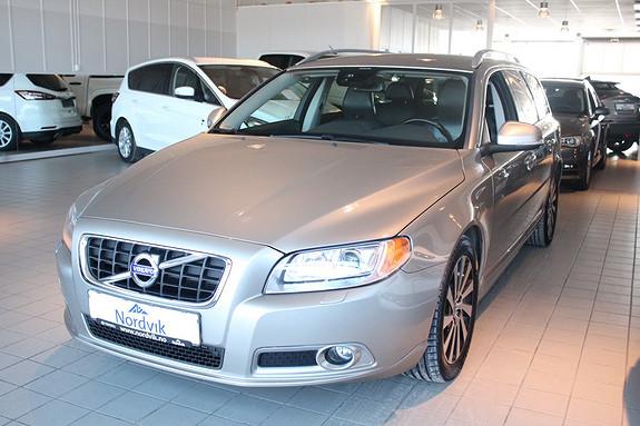 Volvo V70 D2 Summum Skinn, DAB, Hengerfeste, Keyless  2012, 98900 km, kr 215000,-