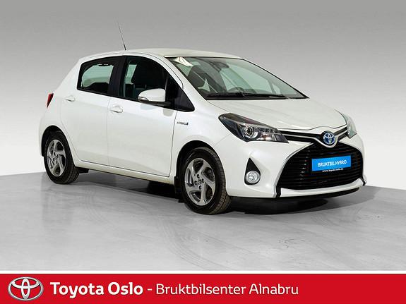 Toyota Yaris 1,5 Hybrid Active S e-CVT DAB+, Automat,  2015, 50574 km, kr 167900,-