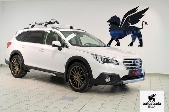 Subaru Outback Sport Premium Skinn Navi Adaptiv Cruise